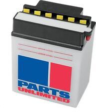 Parts Unlimited Conventional Battery 6V fits Honda NC50 Express/NA50 Express II