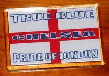 Chelsea Cross Of St George England Football Flag Fridge Magnet