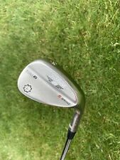 Titleist Vokey SM6 54 Degrees Wedge, S Grind, Chrome, Right Hand
