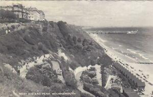 Bournemouth, West Zig-Zag Path glum 1960? G5223