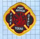 Fire Patch - Port Arthur Texas