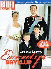 Royal Dänemark Denmark Hochzeit Prinzessin Princess Marie Cavallier Kongehuset