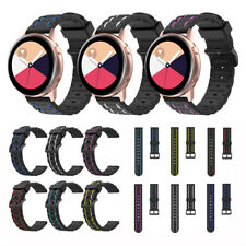 Silicone Sport Watch Band Strap Wristband Loop For Samsung Galaxy Watch 3 41mm