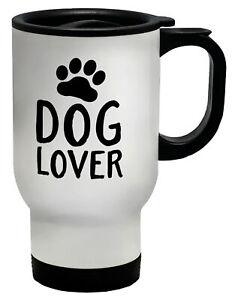 Dog Lover Travel Mug Cup