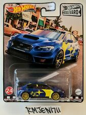 Hot Wheels Boulevard 2021 2019 Subaru WRX STi Walmart exclusive *READ!*