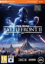 Star Wars Front 2 (Pc Code dans une Boîte ) Nouveau Scellé