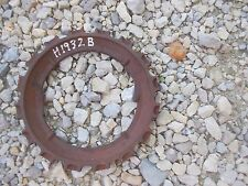 1 Used H1932B Steel / Cast Iron John Deere Planter Jd Seed Plate H 1932 B