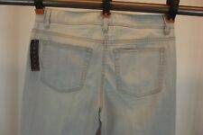 Womens Theory Jeans Size 8 Light Blue Wash Slim SKINNY Leg