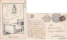 # pubblicitaria medicale: FEDETAZ. UNIVERSITARIA CATTOLICA 1932 dis. BONFANTI ..