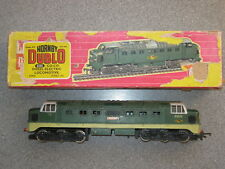Boxed Hornby Dublo OO Gauge BR Class 55 Deltic Diesel Loco D9012 Crepello