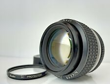 Nikon Ai-s AIS Nikkor 50mm F1.2 Used lens in Good Condition from Japan