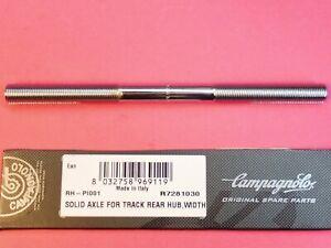 Campagnolo Rear track hub axle ( RH - PI001 ) - NOS