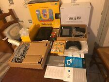 Pack wii u 32 go édition Mario maker rare