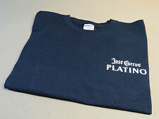 JOSE CUERVO PLATINO XL T SHIRT Tee Shirt top advertise bar extra tequilla NEW