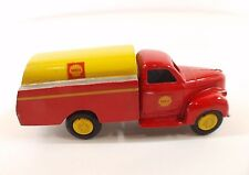 Dinky toys F 25L Studebaker transformation citerne Shell repeint