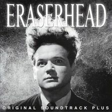 Eraserhead Original Motion Picture Soundtrack/Score/OST CD David Lynch NEW! USA!