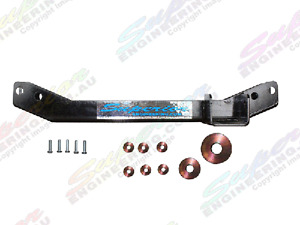 Superior Crossmember For Toyota Landcruiser 100 Series IFS Front Diff Drop 25mm