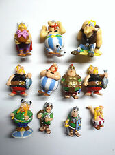 Lot de mini figurines Kinder Astérix