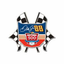 DALE EARNHARDT JR #88 DAYTONA 500 CHAMPION 2-23-2014 NASCAR TEAM PIN