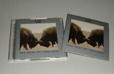U2 THE BEST OF 1990-2000 2 CD'S + DVD LIMITED EDITION (BEST OF/B-SIDE /DVD) (YZ)