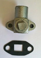 Water Pump Bypass Elbow and Gasket for 1935-1954 Ply, Dod, DeSoto 6-Cyl Engine