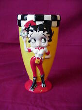 Betty Boop FLOAT GLASS PAC DINER DESIGN RETIRED