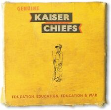 Kaiser Chiefs - Education Education Education & War [New CD]