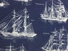Robert Kaufman Down by the Sea 100% Cotton by the half metre