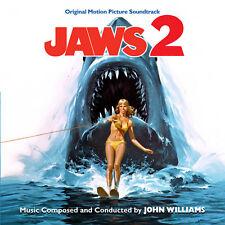 LES DENTS DE LA MER 2EME PARTIE (JAWS 2) MUSIQUE DE FILM - JOHN WILLIAMS (2 CD)