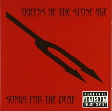 2x CD - Queens Of The Stone Age - Songs For The Deaf - #A3787