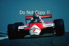 John Watson McLaren MP4B Swiss Grand Prix 1982 Photograph