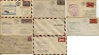 USA Air Mail Dedication First Flight Cachet Cover Postage Collection