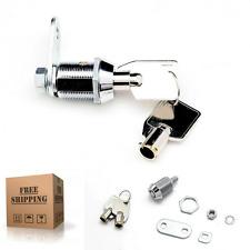 Craftsman Tool Box Lock Chest Key Storage Truck Safe  Cylinder Chrome