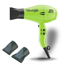 Parlux Advance Light Ionic and Ceramic Hair Dryer Neon Green