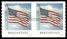 US #5053 Coil Pair  94c(2x{47c})U.S. Flag, 2016, MNH, (1)