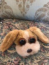 Kids Binocular Critters Applause Puppy Dog Brown Tan Neck Strap String Plush #2B