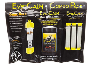 Conquest Scents EverCalm Deer Herd Scent Combo Package