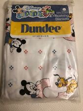 Disney Babies Dundee Cut Size 30/40 In