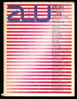 Architettura A+U Architecture and Urbanism n. 73 1977