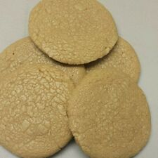 Two Dozen Soft Handmade Peanut Butter Cookies