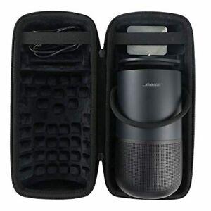 Hard Travel Case for Bose Portable Home Speaker Charging Cradle