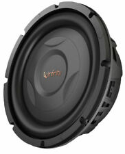 "New - Infinity Reference REF1000S 800W 10"" Shallow Mount Car Audio Subwoofer"