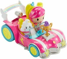 Barbie Video Game Hero Vehicle and Figure Play Set Ages 3+ Toy Girls Car Race