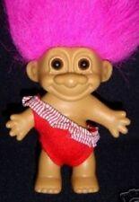 """SWIMSUIT Russ Troll Doll  5""""  BATHING BEAUTY New in Original Wrapper"""