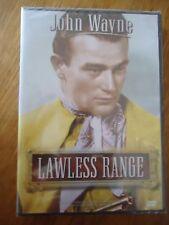 // NEUF DVD * LAWLESS RANGE *JOHN WAYNE  VOST WESTERN
