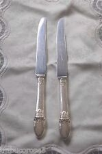 1847 Rogers Bros/International Silverplate FIRST LOVE 2 French Hollow Knife/1937
