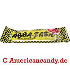 6x Annabelle's Abba-Zaba! Peanut Butter-Vanille Kaubonbon-Riegel USA (35,06€/kg)