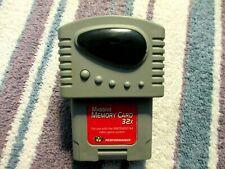 Nintendo 64 N64 Massive Memory Card by Performance 32x
