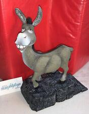 "Vtg McFarlane Toys Shrek Talking Electronic Donkey Figure Statue 2001 / 12"" Tall"