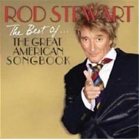 ROD STEWART THE BEST OF THE GREAT AMERICAN SONGBOOK CD NEW